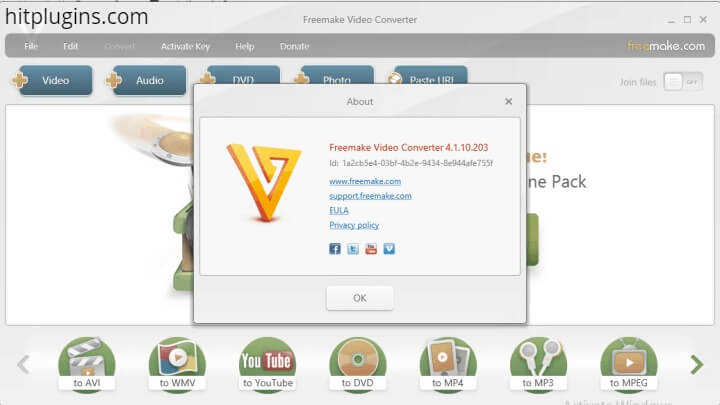 Freemake Video Converter Key Free Download