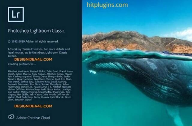 Adobe Photoshop Lightroom Classic v10.0 With Crack Key Latest