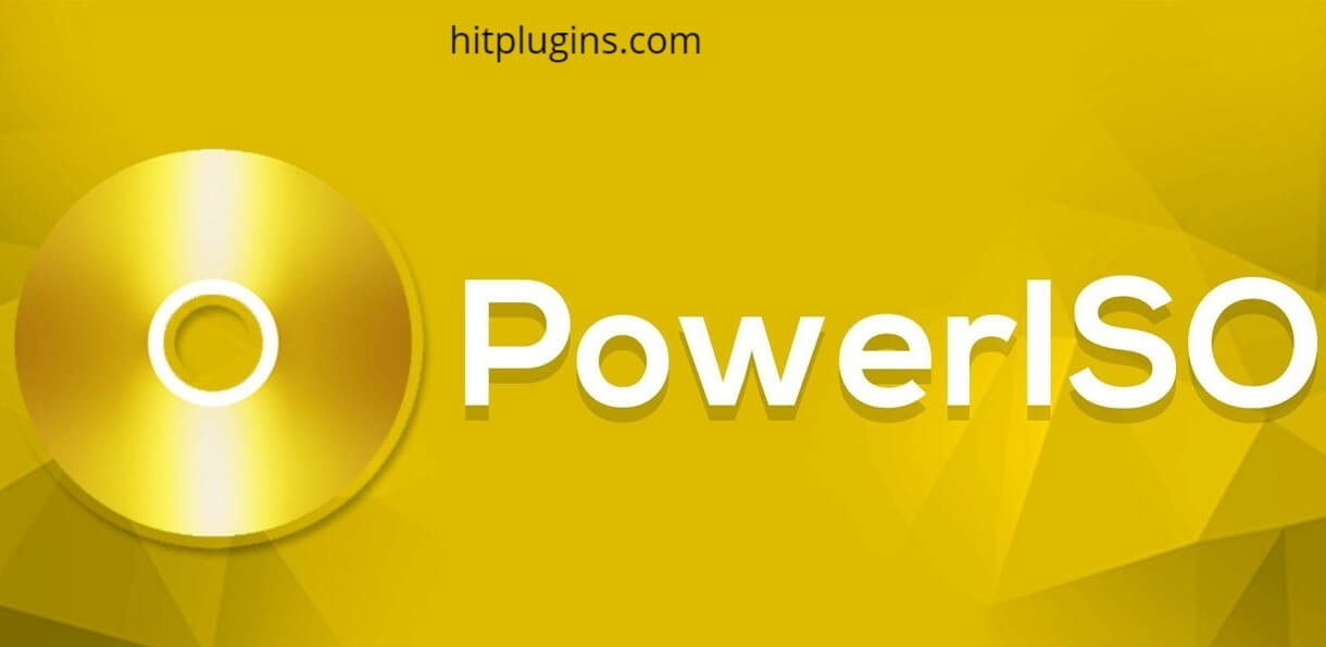 Power ISO 7.7 Crack With Registration Code Latest Version Download