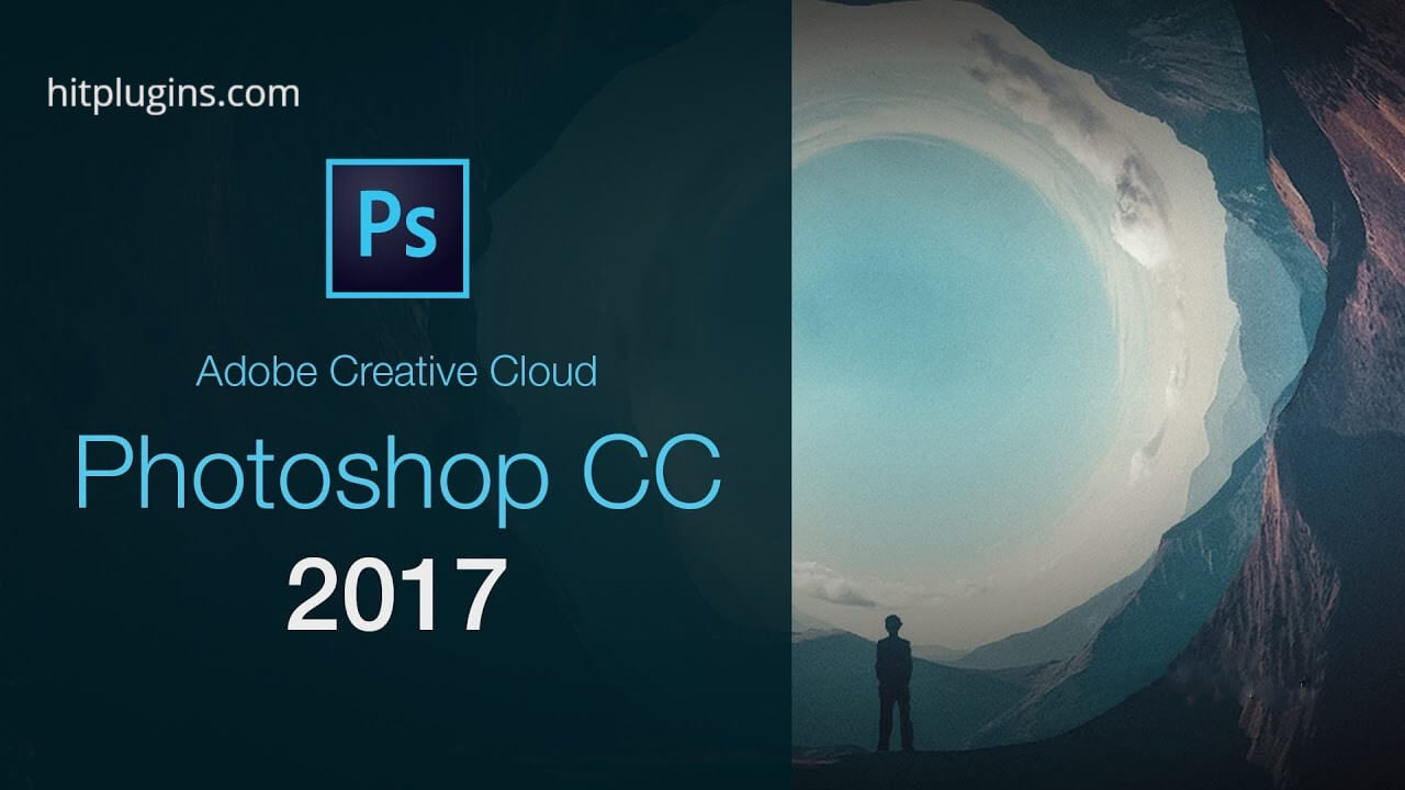 Adobe Photoshop CC 2017 Crack Plus Serial Key Download