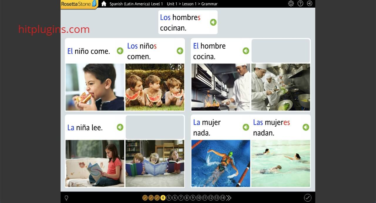 Rosetta Stone 5 Full Crack Plus Registration Code Free