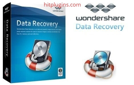 Wondershare Data Recovery Crack Plus Serial Key Free Download