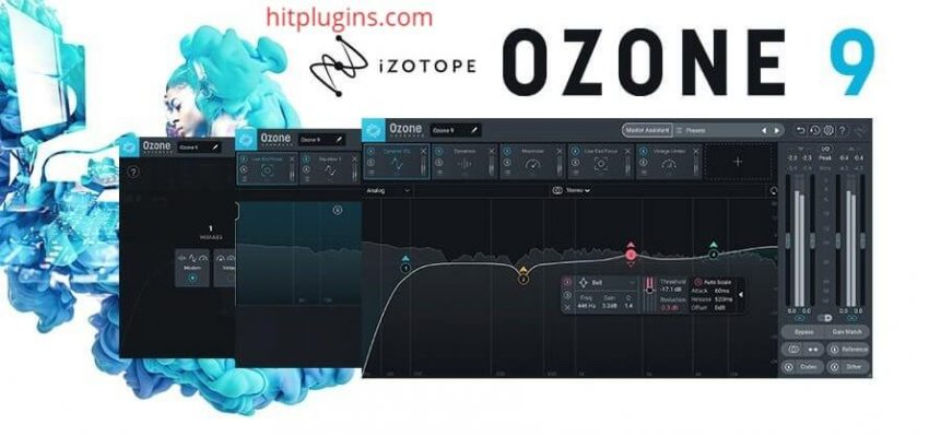 iZotope Ozone Advanced 9.1.0 With Crack Keygen Free Download