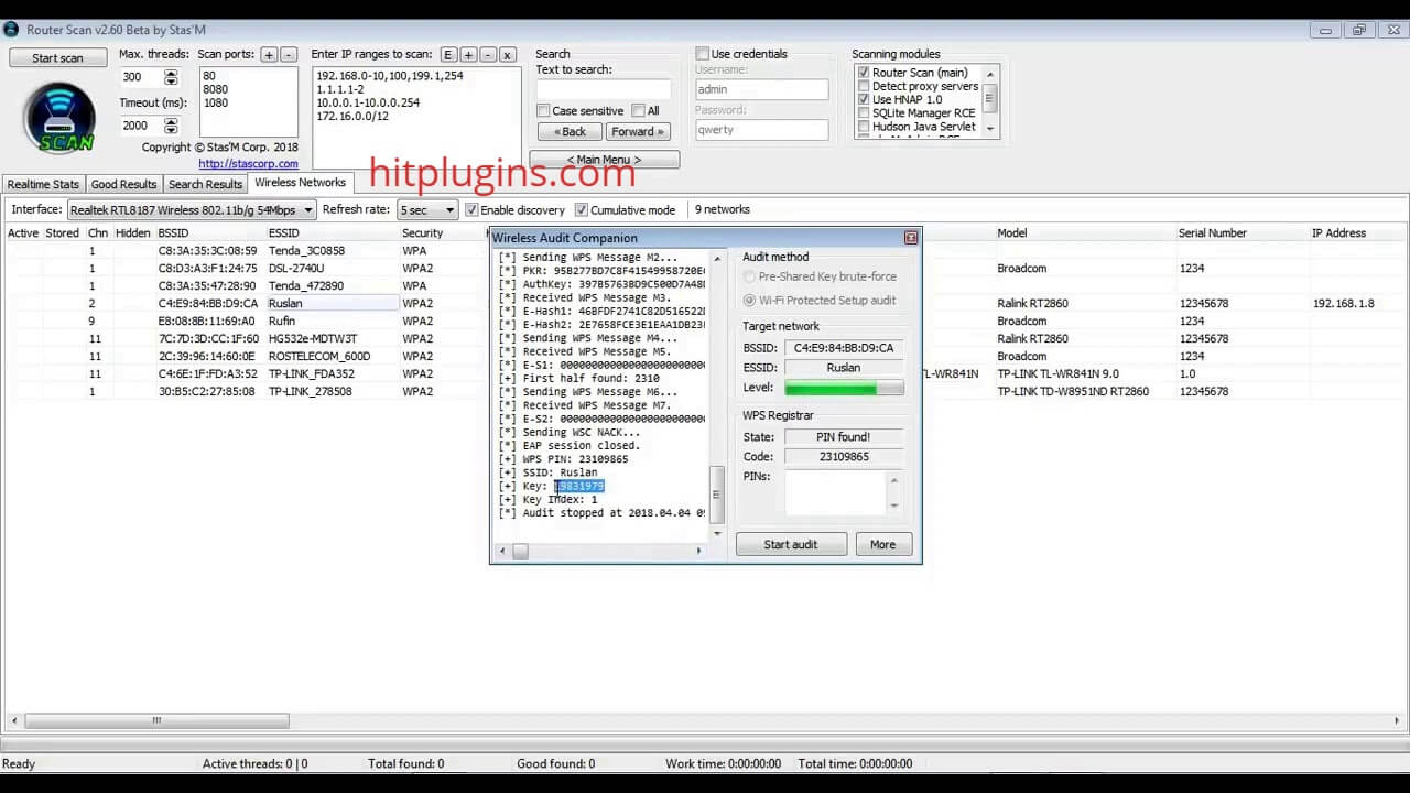 Router Scan Full Free Keygen Latest Version Download