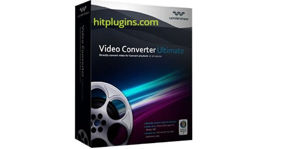 Wondershare Video Converter 12.0.5.4 Crack + Keygen