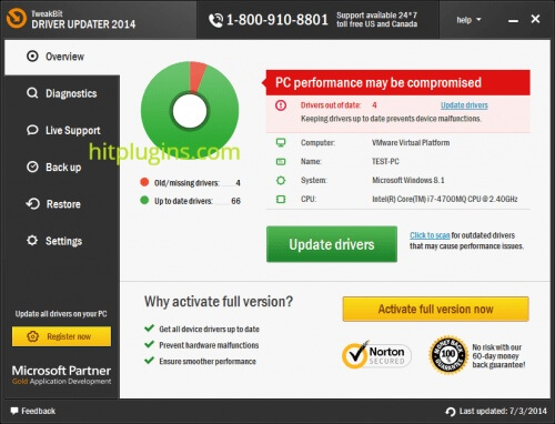 Auslogics Driver Updater Full Version Crack With Activation Key