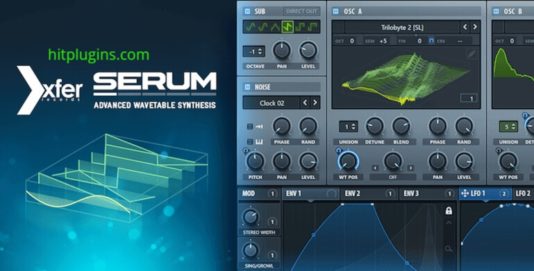 Xfer Serum License Key With Full Free Download [Latest Version 2020]