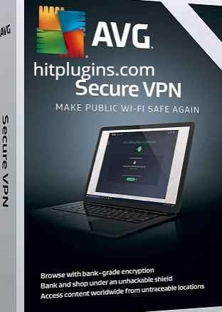 AVG Secure VPN Crack 2020 Plus Serial Key Free Download