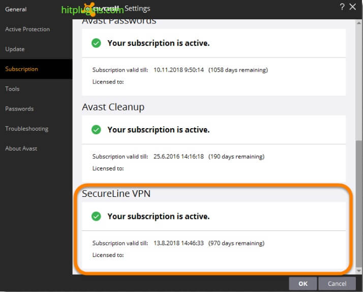 Avast Secureline VPN Crack With License Key Download