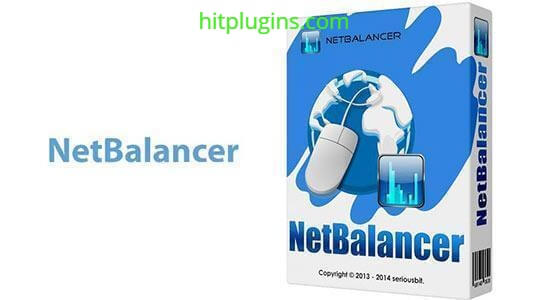 NetBalancer 10.0.1.2322 With Crack Free Download Latest logo