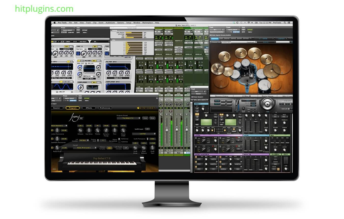 Avid Pro Tools 2020 Crack And Activation Code Full Free Download