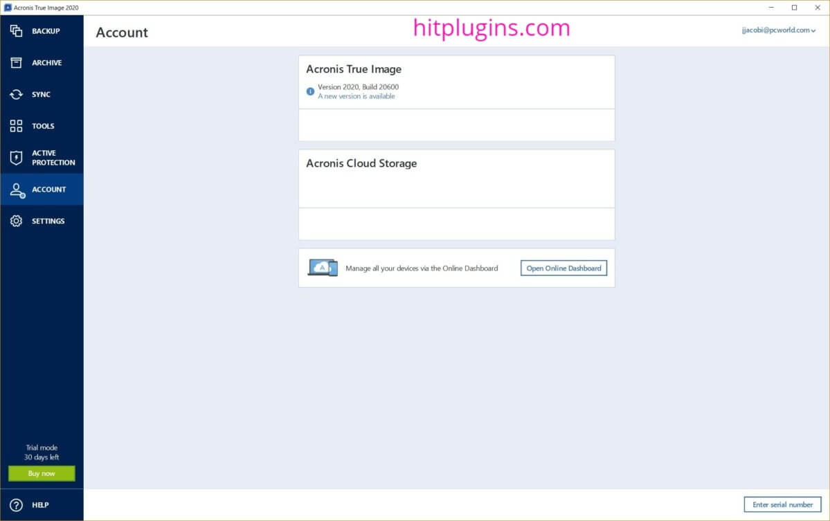 Acronis True Image Crack With Serial Key Full Latest Version