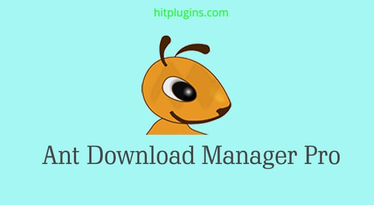 Ant Download Manager Crack With License Code Download