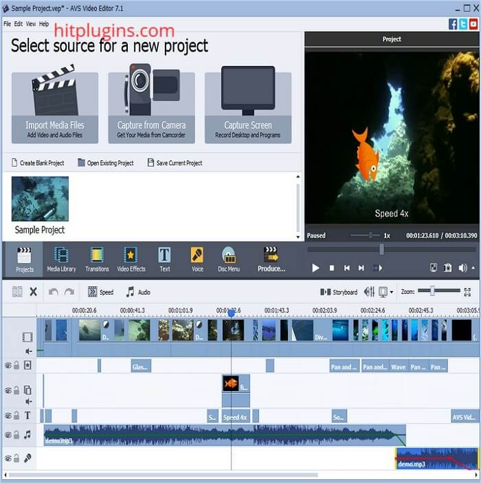 AVS Video Editor Crack Plus Activation Key Latest