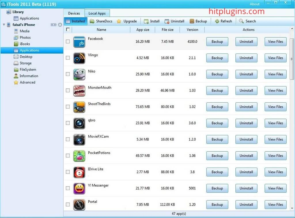 iTools Activation Code With Full Crack Free Download