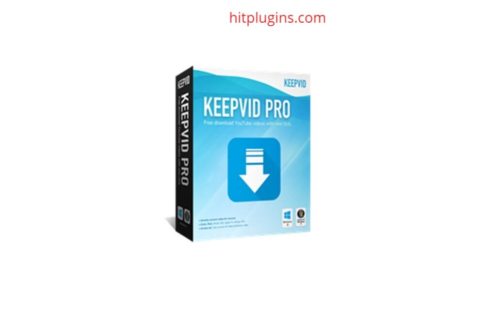 KeepVid Pro Crack Plus Registration Code Keygen Download