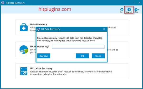 M3 Data Recovery Crack Plus Serial Code Latest