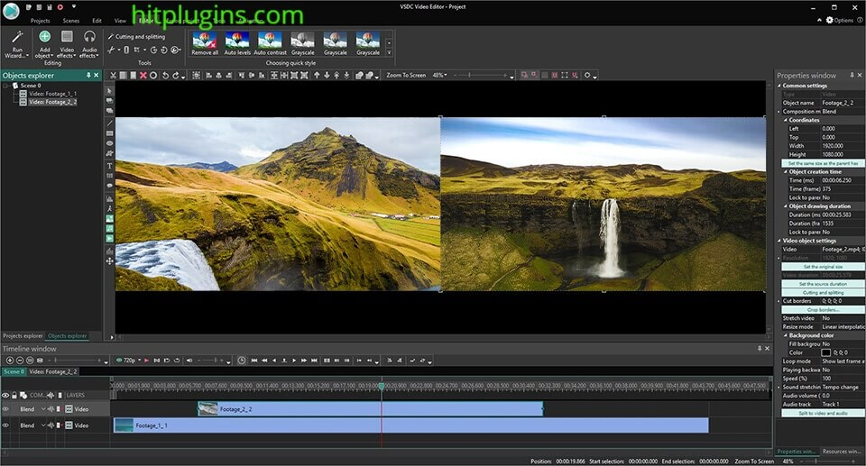 VSDC Video Editor Pro License Key With Crack Free Download