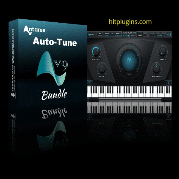 Antares AutoTune Pro 9.1.1 Crack With Serial Key Download {Updated}