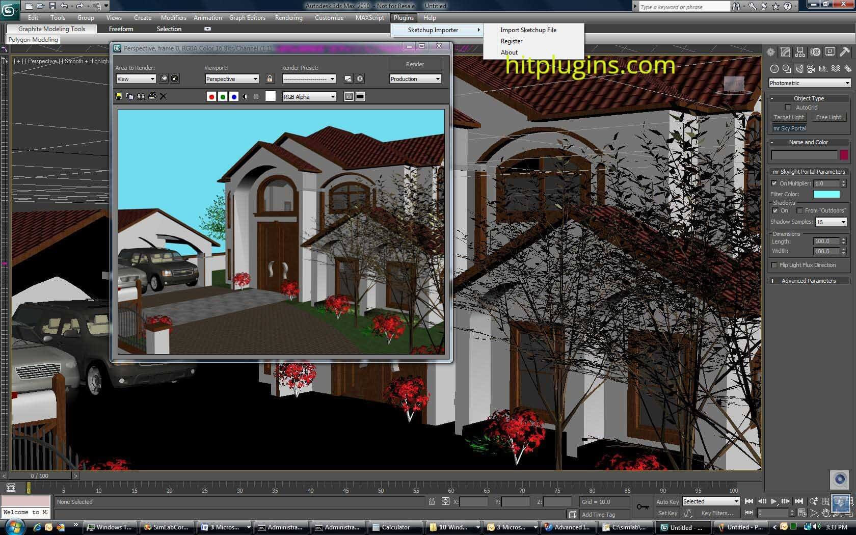 Autodesk 3ds Max Key Free Download