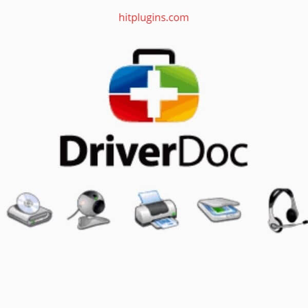DriverDoc 2021 V5.0.384 Crack + Product Key Latest Version Download