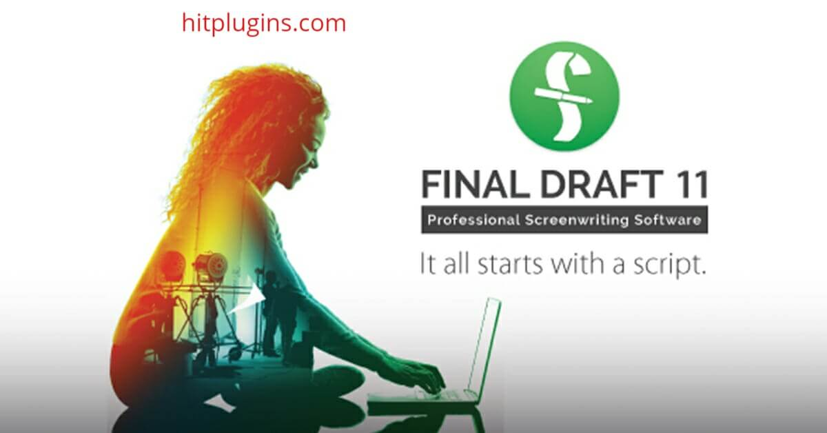 Final Draft 11.1.3 Crack + Activation Key Latest Version Download