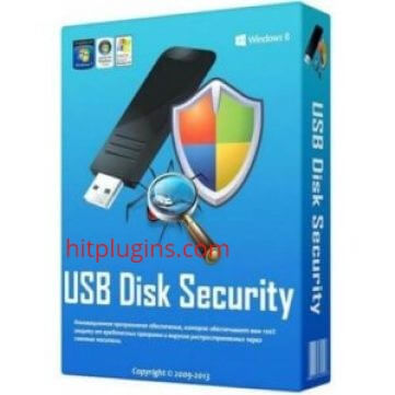 USB Disk Security 6.9.0.0 Crack With Serial Key [Latest] 2022
