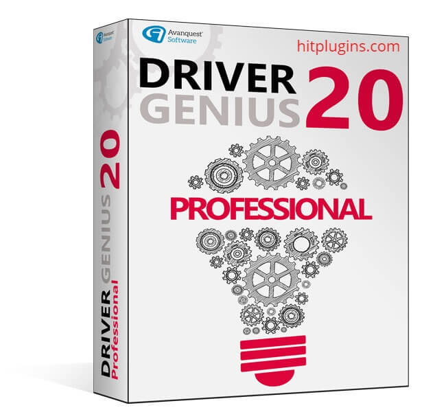 Driver Genius Pro 20.0.0.139 Crack + License Code & Keygen [Updated]